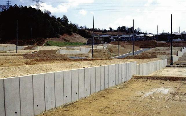L形擁壁システムa1 丸栄コンクリート工業